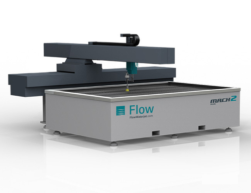 Flow Waterjet Mach 2